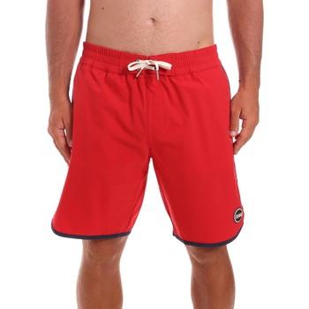 Oblačila Moški Kopalke / Kopalne hlače Colmar 7260 1TR Rdeča