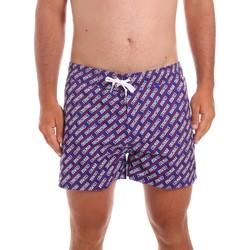 Oblačila Moški Kopalke / Kopalne hlače Colmar 7246N 3TH Vijolična