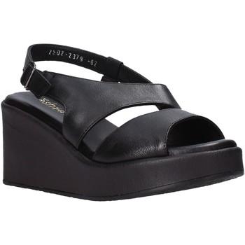 Čevlji  Ženske Sandali & Odprti čevlji Sshady L2502 Črna