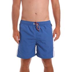 Oblačila Moški Kopalke / Kopalne hlače Key Up 2X003 0001 Modra