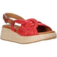 Čevlji  Ženske Sandali & Odprti čevlji Sshady L2406 Rdeča