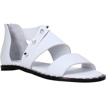 Čevlji  Ženske Sandali & Odprti čevlji Sshady MRT2202 Biely