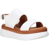 Čevlji  Ženske Sandali & Odprti čevlji Sshady L2205 Biely