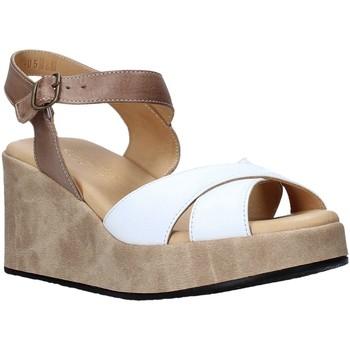Čevlji  Ženske Sandali & Odprti čevlji Sshady L2503 Biely