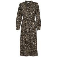 Oblačila Ženske Dolge obleke Only ONLRIVANA Večbarvna