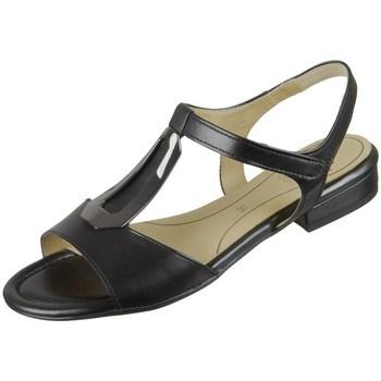 Čevlji  Ženske Sandali & Odprti čevlji Ara Ega S Highoft Črna