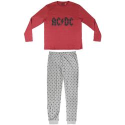 Oblačila Moški Pižame & Spalne srajce Ac/dc 2200004849 Rojo