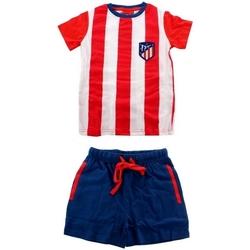 Oblačila Moški Pižame & Spalne srajce Atletico De Madrid 100-378 Rojo