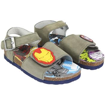 Čevlji  Dečki Sandali & Odprti čevlji Avengers 2300003858 Gris