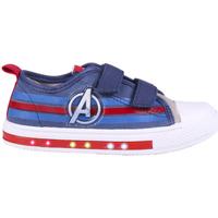 Čevlji  Dečki Nizke superge Capitan America 2300004712 Azul