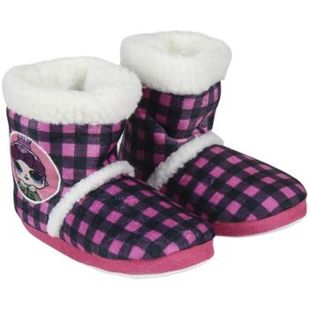 Čevlji  Deklice Nogavice Lol 2300004143 Rosa