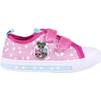 Čevlji  Deklice Nizke superge Lol 2300004713 Rosa