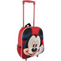 Torbice Dečki Nahrbtniki Disney 2100001951 Rojo