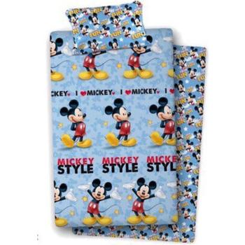 Dom Dečki Kompleti posteljnine Disney AYM-050MCK-BD 105 Azul