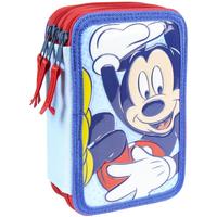 Torbice Dečki Toaletne torbice Disney 2100003041 Rojo