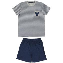 Oblačila Moški Pižame & Spalne srajce Disney 2200005280 Gris
