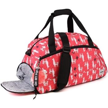 Torbice Ženske Športne torbe Oh My Pop 39162 Rosa