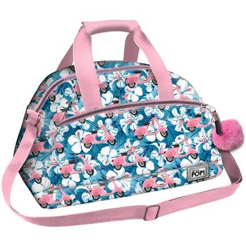 Torbice Ženske Športne torbe Oh My Pop 39130 Rosa