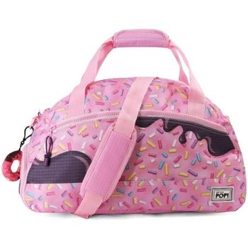 Torbice Ženske Športne torbe Oh My Pop 37891 Rosa