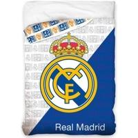 Dom Otroci Prevleke za prešito odejo Real Madrid RM192011 Azul