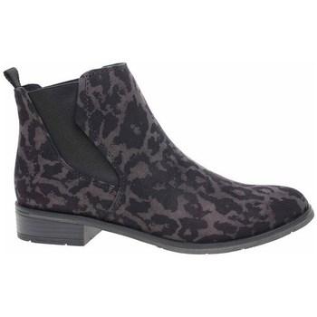 Čevlji  Ženske Visoke superge Marco Tozzi 222532133241 Črna, Rjava