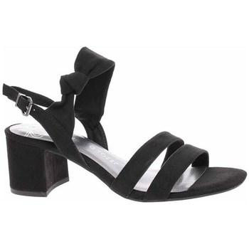 Čevlji  Ženske Sandali & Odprti čevlji Marco Tozzi 222830024001 Črna
