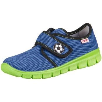 Čevlji  Otroci Nizke superge Superfit Bobby Water Kombi Textil Modra
