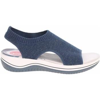Čevlji  Ženske Sandali & Odprti čevlji Jana 882872836805 Mornarsko modra