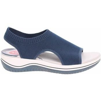 Čevlji  Ženske Sandali & Odprti čevlji Jana 882872836810 Mornarsko modra