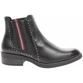 Čevlji  Ženske Polškornji Marco Tozzi 22535733 Črna