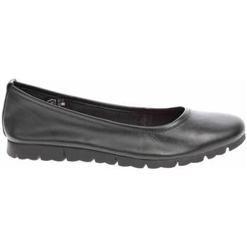 Čevlji  Ženske Balerinke Jana 882211926001 Črna