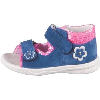 Čevlji  Deklice Sandali & Odprti čevlji Superfit Polly Mornarsko modra