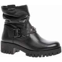 Čevlji  Ženske Gležnjarji S.Oliver 552540221001 Črna