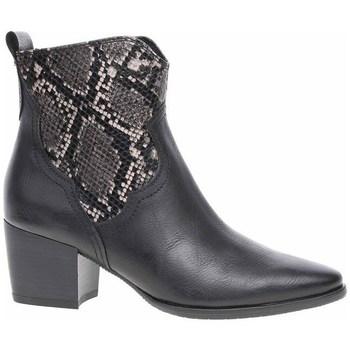 Čevlji  Ženske Gležnjarji Marco Tozzi 222535323096 Črna, Grafitna