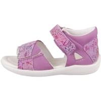 Čevlji  Deklice Sandali & Odprti čevlji Ricosta Minni Roza