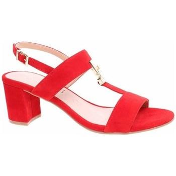 Čevlji  Ženske Sandali & Odprti čevlji Caprice 992830322524 Rdeča