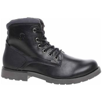 Čevlji  Moški Polškornji S.Oliver 551520923214 Črna
