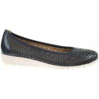 Čevlji  Ženske Balerinke Caprice 992215524876 Črna