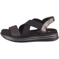 Čevlji  Ženske Sandali & Odprti čevlji Remonte Dorndorf R295402 Črna