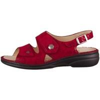 Čevlji  Ženske Sandali & Odprti čevlji Finn Comfort Milos Rdeča