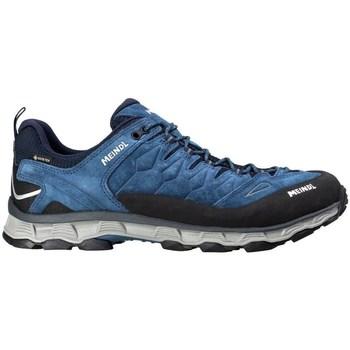 Čevlji  Moški Pohodništvo Meindl 396649 Črna, Modra