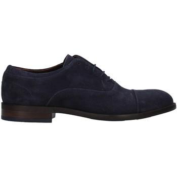 Čevlji  Moški Čevlji Derby Re Blu' 1236 BLUE
