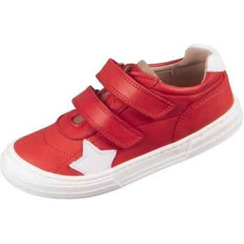Čevlji  Otroci Nizke superge Bisgaard 403531211919 Rdeča