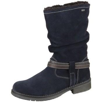 Čevlji  Otroci Mestni škornji    Lurchi Lia Črna