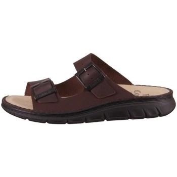 Čevlji  Moški Natikači Finn Comfort Cayman S Rjava