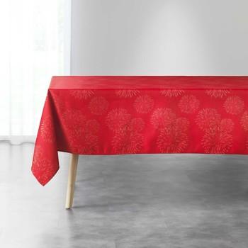 Dom prti Douceur d intérieur ARTIFICE Rdeča / Zlata