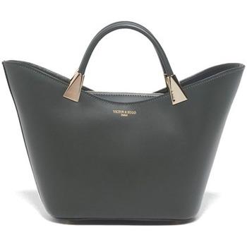 Torbice Ženske Ročne torbice Victor & Hugo LETY VERT