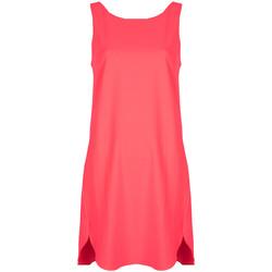 Oblačila Ženske Kratke obleke EAX  Rožnata