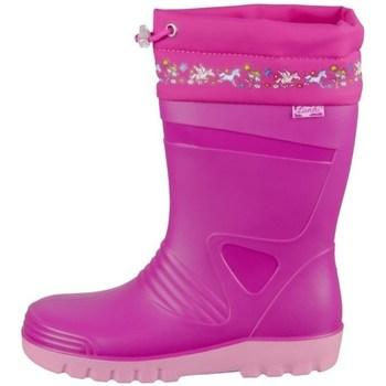 Čevlji  Otroci škornji za dež  Lurchi Philly Roza