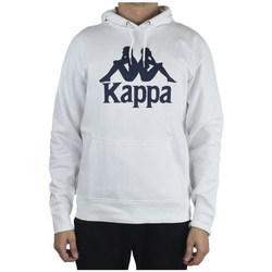 Oblačila Moški Puloverji Kappa Taino Hooded Bela